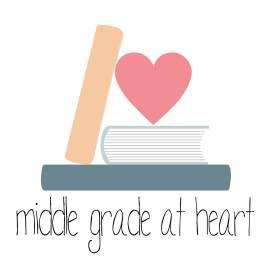 middle grade at heart logo